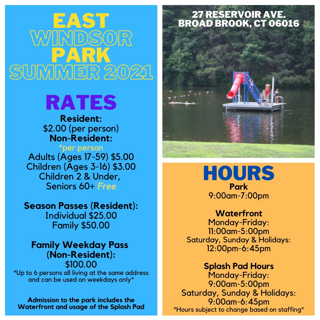 park hours